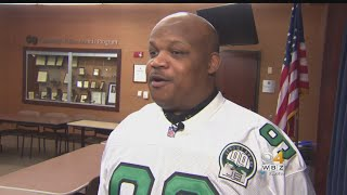 Cambridge Police Commissioner Is Proud Eagles Fan