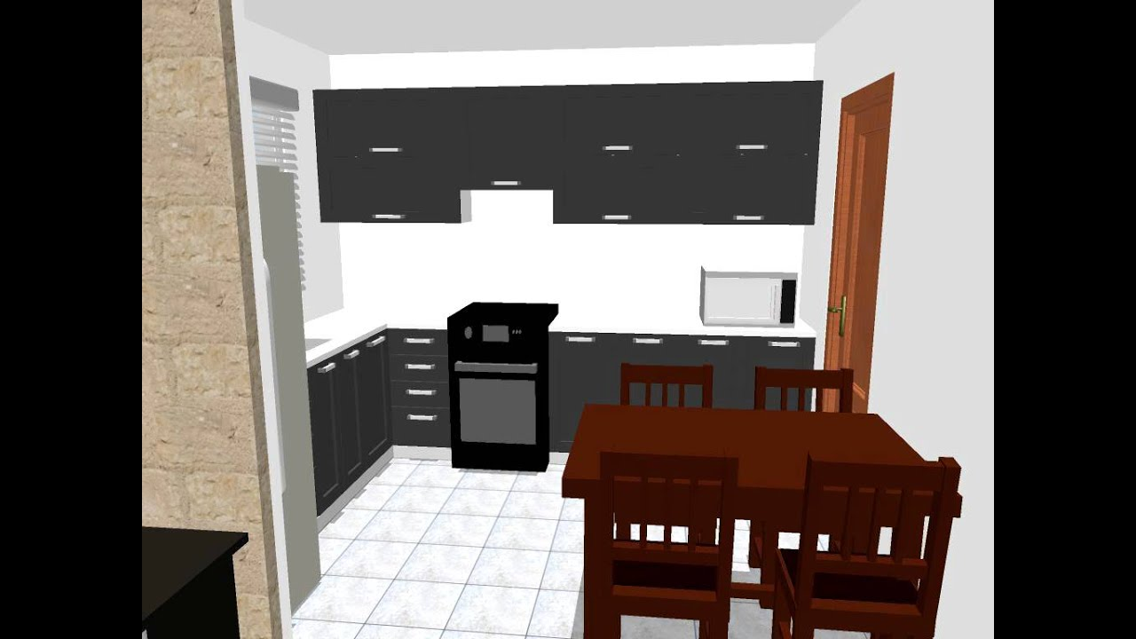 Casa no sweet home 3d youtube for Home 3d