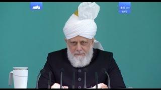 Freitagsansprache 20.01.2017 - Islam Ahmadiyya
