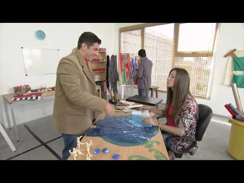 Art Attack - Big Art Scientifique - Sur Disney Junior - VF