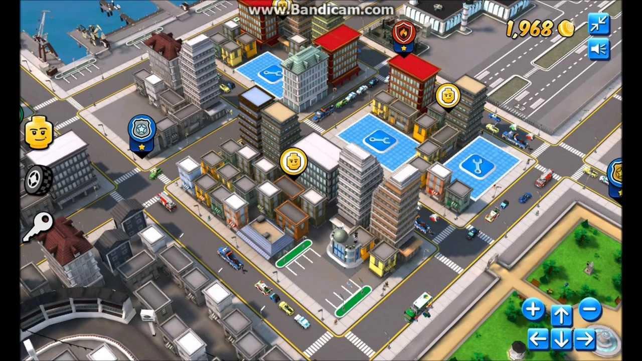 my city game