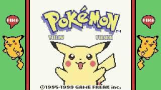 Changing texts to bring up invalid Game Corner prize menus no cheats (Pokémon Yellow)