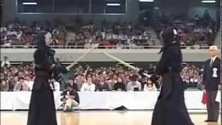 第51回 全日本剣道選手権大会 原田悟 x 近本巧