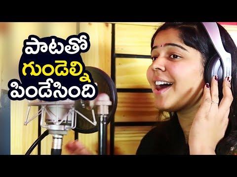 Lipisika Live Song Performance   Chandamama Song Making    Bhavani HD Movies