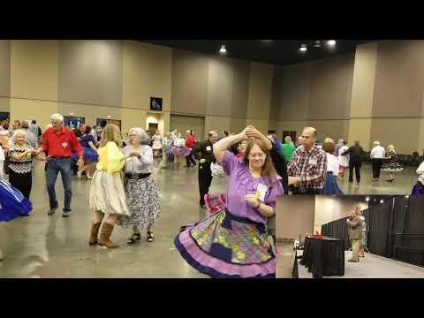 70th NSDC -- Jxn -- 6/25/21 -- Oh Happy Days -- Tony Oxendine & Deborah Carroll Jones