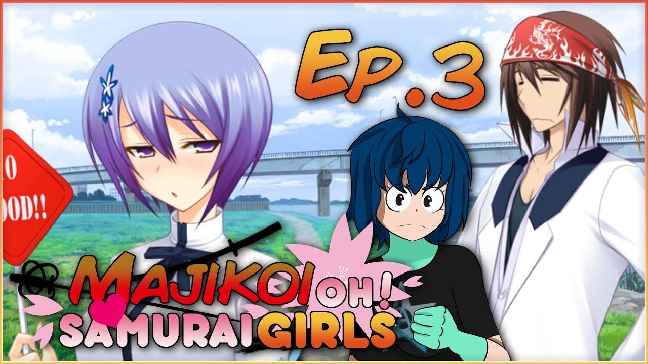 Majikoi oh samurai girl uncensored