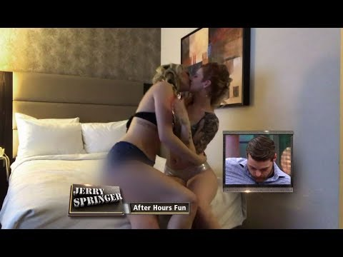 She's A Cam Girl (The Jerry Springer Show)