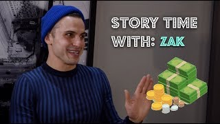 Story Time with: ZAK