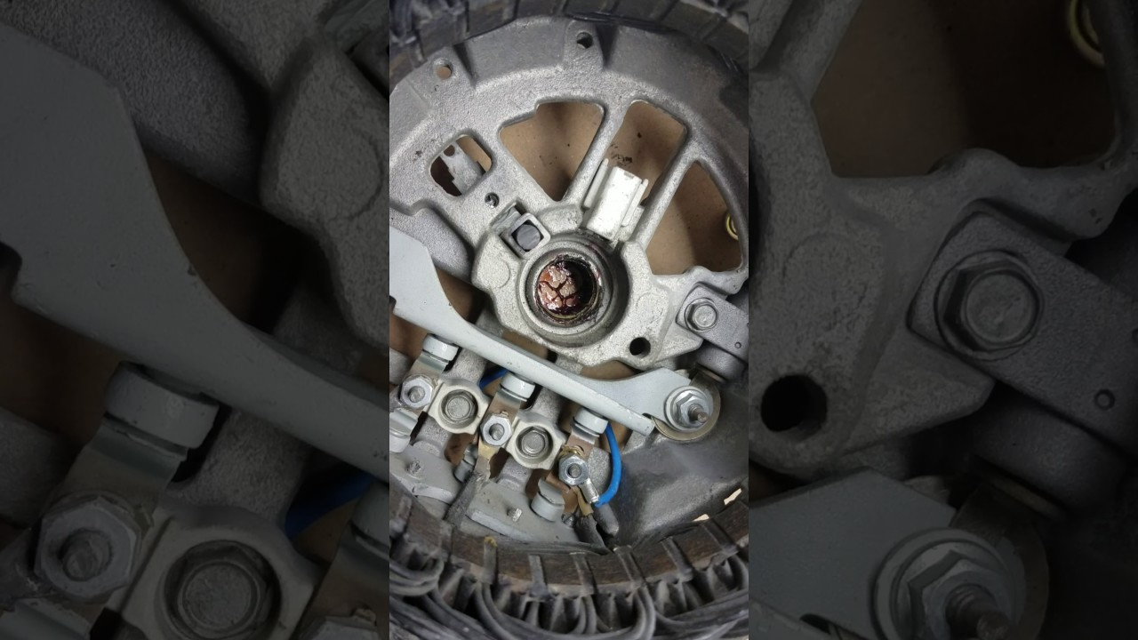 Converting Dodge Alternator To One Wire Youtube. Converting Dodge Alternator To One Wire. Dodge. Dodge Alternator Conversion Wiring At Scoala.co