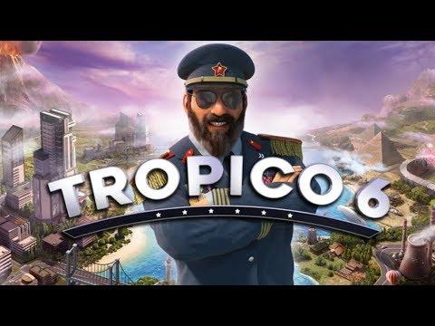 TROPICO 6 -  Original Soundtrack OST