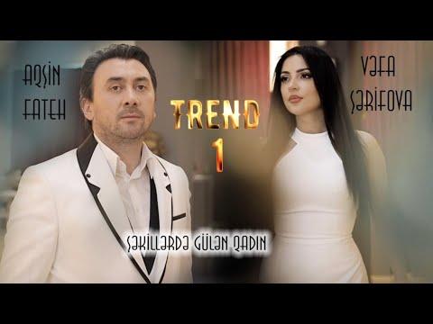 Aqsin Fateh & Vefa Serifova - Şekillerde Gulen Qadin (Yeni Klip 2020)