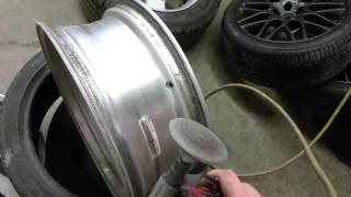 How Easily Find And Eliminate Your Tires Rim Air Leaks