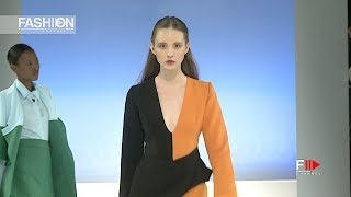 CINDY MFABE Fall 2020 SAFW - Fashion Channel