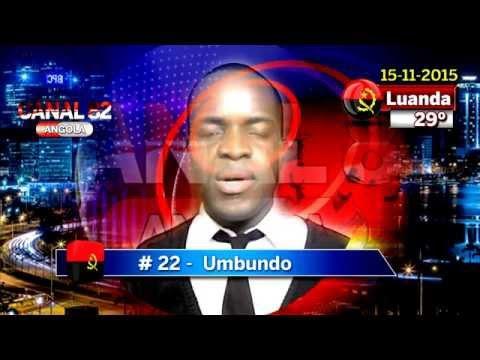 Augusto Kengue Campos | Angolano Fala 30 Línguas | CANAL 82-ANGOLA |