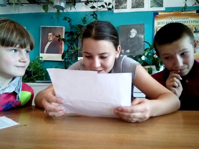 Изображение предпросмотра прочтения – ЕленаБелоусова читает отрывок изпроизведения «Му-Му» И.С.Тургенева