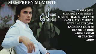 """10 L.P.-Album""""Siempre En Mi Mente"""" Juan Gabriel """"ORIGINAL """""""