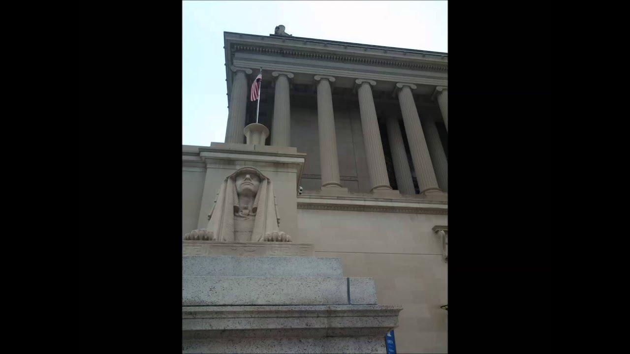 Masonic Symbols In Washington Dc Youtube