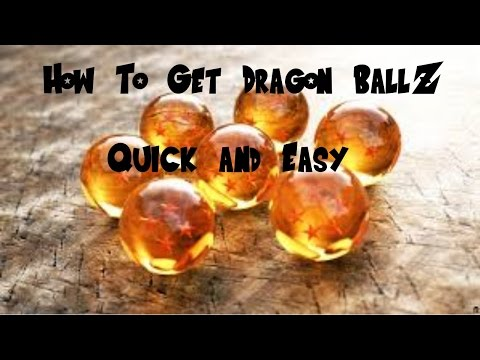 DB Xenoverse-How to get DragonBalls Quick and Easy!!!!