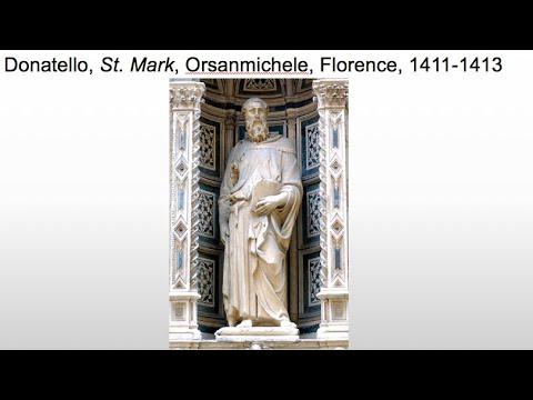 Download Donatello St Mark