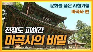 전쟁도 피해간 마곡사의 비밀 [문화를 품은 사찰기행]