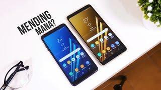 MENDING Beli Galaxy A8 atau Galaxy A8 Plus??