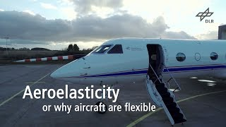 Aeroelasticity: why aircraft are elastic