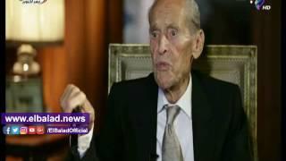 لواء سابق: الملك فاروق كان وطنيا والفساد كان فيمن حوله.. فيديو