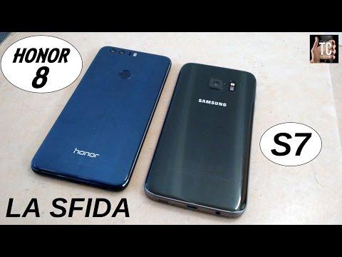 Honor 8 contro Samsung S7 | La qualità ha un prezzo?