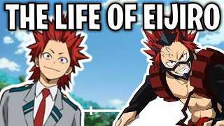 The Life Of EiĴiro Kirishima (My Hero Academia)