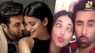 Ranbir Kapoor dating Shruti Hassan | Hot Tamil Cinema News