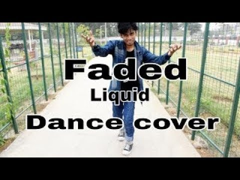 Faded Alan Walker | Dance Cover | Suraj Chandra | By Rdmf Studio | How To Do Dance On Faded Song.
