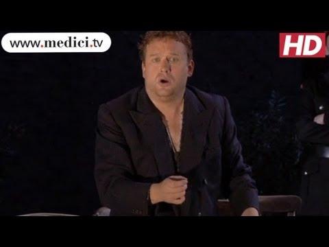 Una furtiva lagrima - Donizetti - L'Elisir d'amore - Peter Auty