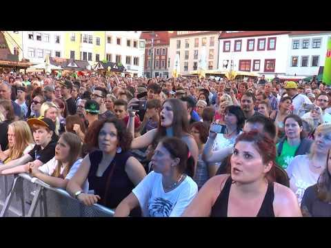 32. Bergstadtfest in Freiberg 2017 - Querschnitt Samstag