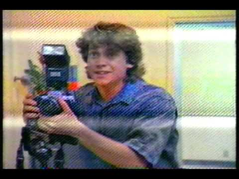 UNRELEASED SUPERBOY FOOTAGE - (Clip 1) the second version of the SUPERBOY TV SERIES PILOT.