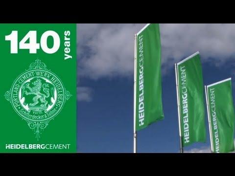 140 Years HeidelbergCement
