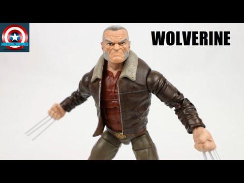 Marvel Legends Wolverine: Old Man Logan (Warlock BAF Wave) Review