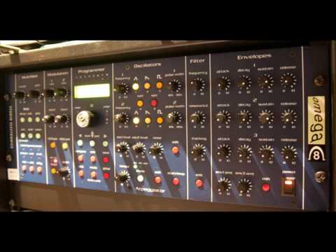 Studio Electronics Omega-8 demo