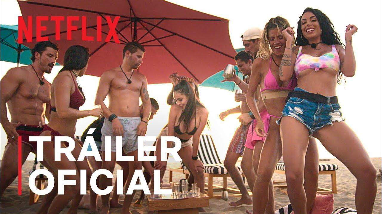 Jugando Con Fuego Latino Trailer Oficial Netflix Youtube