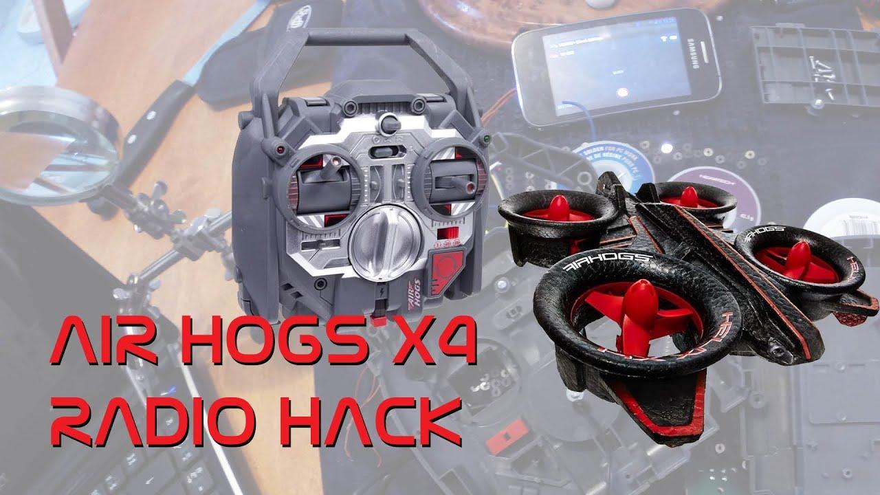 air hogs helix x4 manual