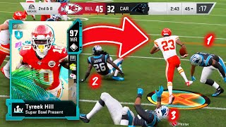 i gave my entire team HUMAN JOYSTICK! You wont believe what happened... - Madden 20 Ultimate Team