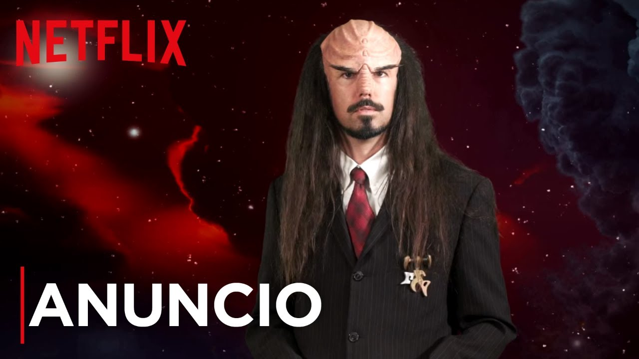 Netflix The Klingon Way Chicas Geeks