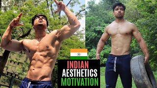 INDIAN AESTHETICS Motivation Never Give Up on Your Dreams 