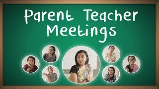 Mothers At Parent Teacher Meetings | MostlySane