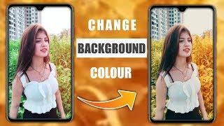How to change Tik Tok video Background Colour | Tech to technical Raja