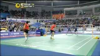 SF - MD - Ko S.H. / Lee Y.D. vs Koo K.K. / Tan B.H. - 2013 Victor Korea Open
