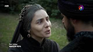У палаці дізнаються про смерть Шехзаде Мустафи (Величне століття. Роксолана)