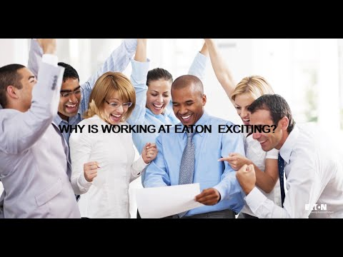 Why is working at Eaton eMobility in Montrottier exciting?