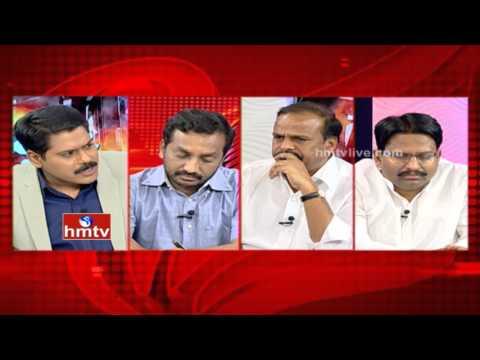 Debate On Telangana MLC Polls Results   Left & Right With VK   HMTV