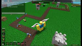 Roblox tower battles pro vs noob