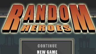 random heroes-Walkthrough